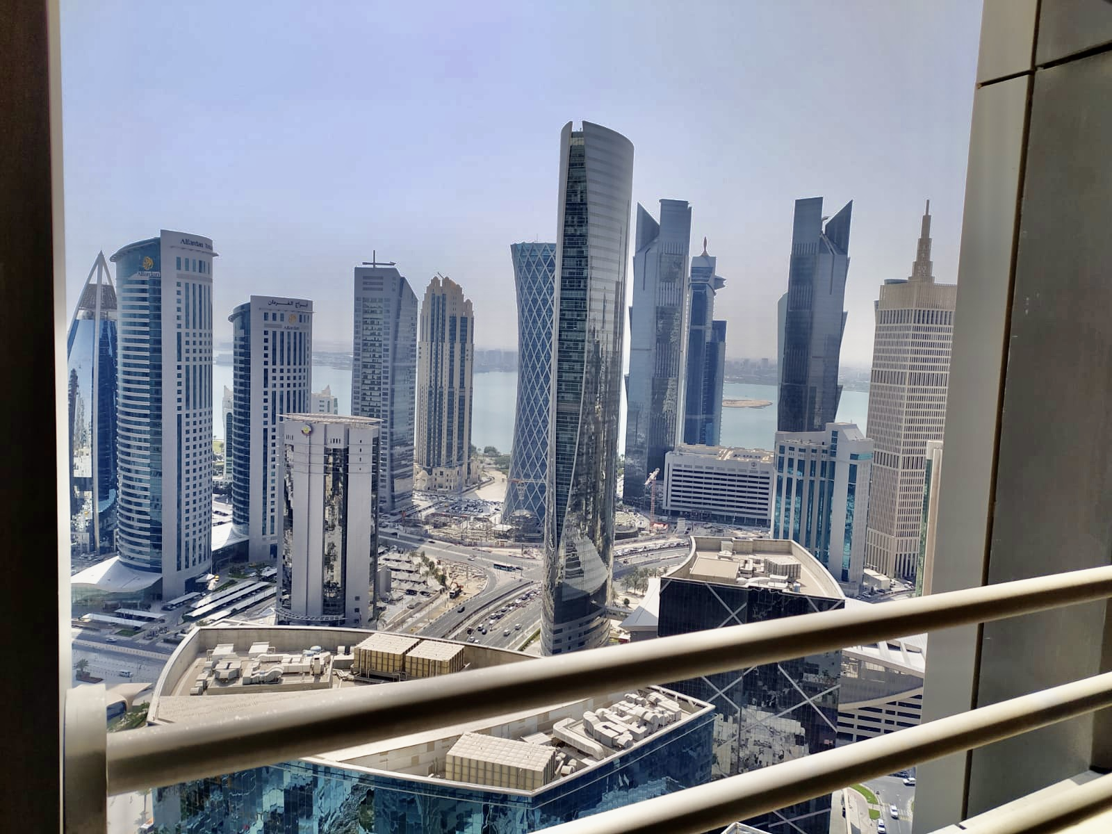 3 Months Free!!! 480 Sqm Brand New Office for Rent in West Bay,Doha