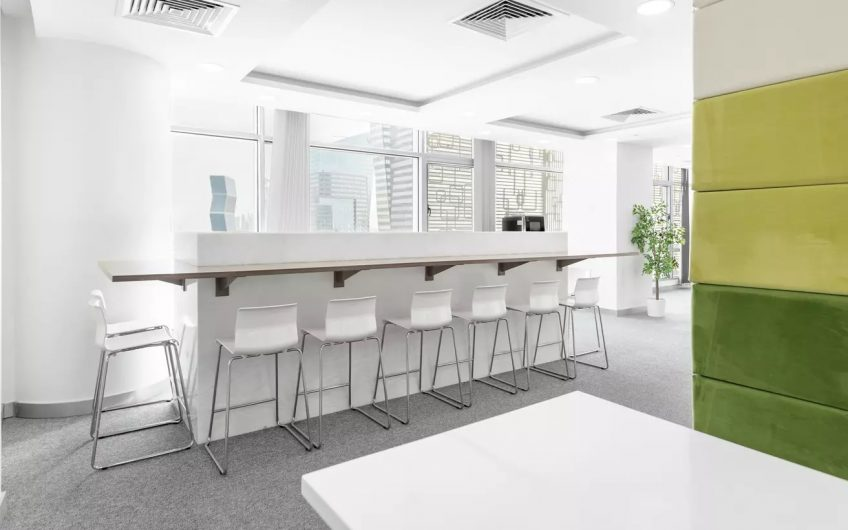 Rent a Serviced Office at Marina Twin Tower Lusail